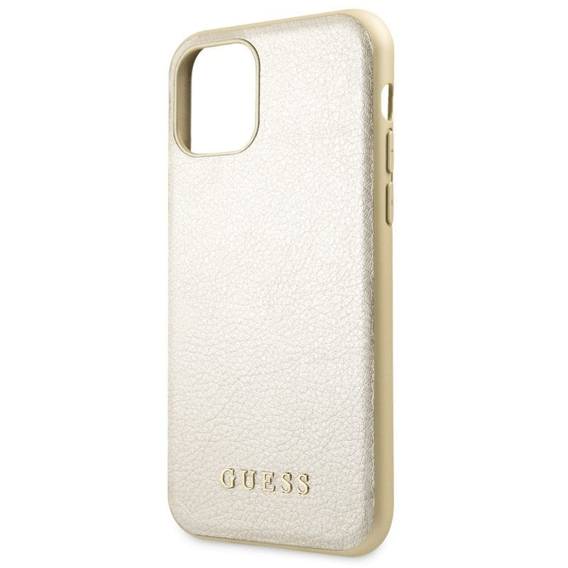 Guess Iridescent Gold iPhone 11 Tok
