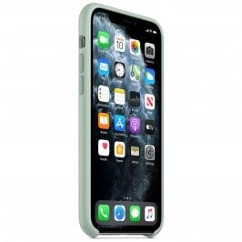 Apple Beryl Silicone iPhone 11 Pro Tok