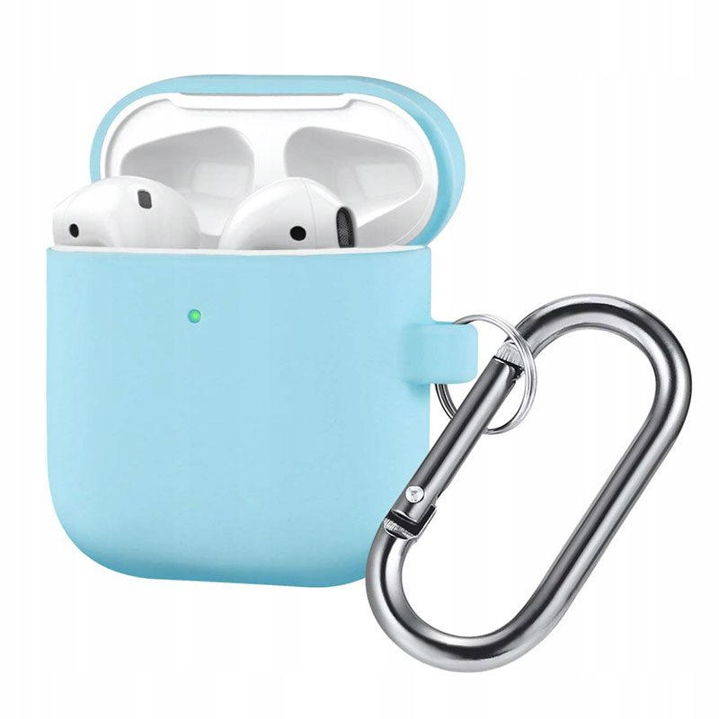 Silicone Protective Tok For Airpods Sky Blue