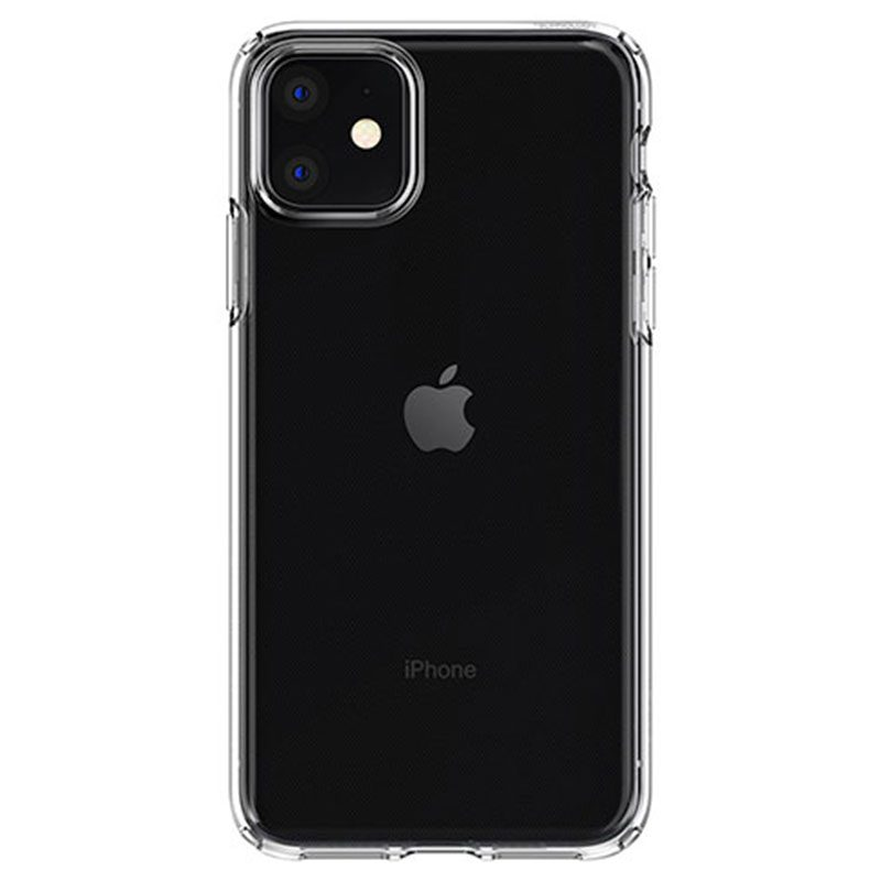Spigen Crystal Flex Crystal Clear iPhone 11 Tok