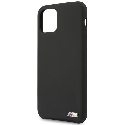 BMW M Silicone Black iPhone 11 Tok
