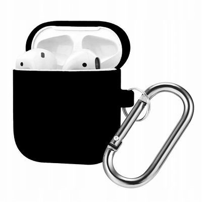 Silicone Protective Tok For Airpods Black