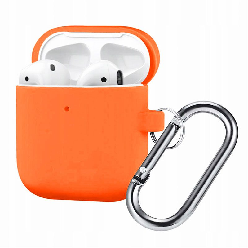 Silicone Protective Tok For Airpods Orange
