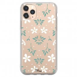 White Floral iPhone 11 Pro Max Tok