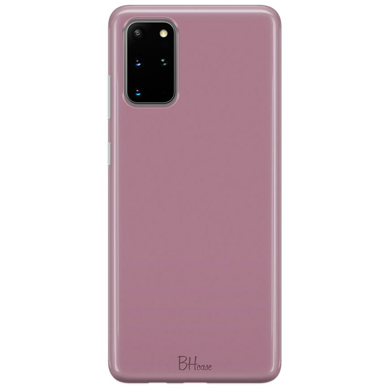 Candy Pink Color Samsung S20 Plus Tok