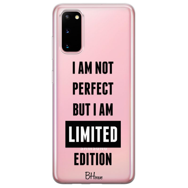 I Am Limited Edition Samsung S20 Tok