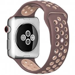 Sport Szíj Apple Watch 42/44mm Smokey/Mauve Small