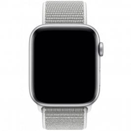 Nylon Szíj Apple Watch 38/40mm Pearl