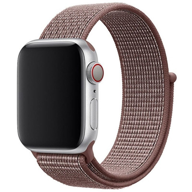 Nylon Szíj Apple Watch 42/44mm Smokey Mauve