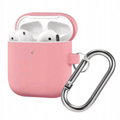 Silicone Protective Tok For Airpods Pink