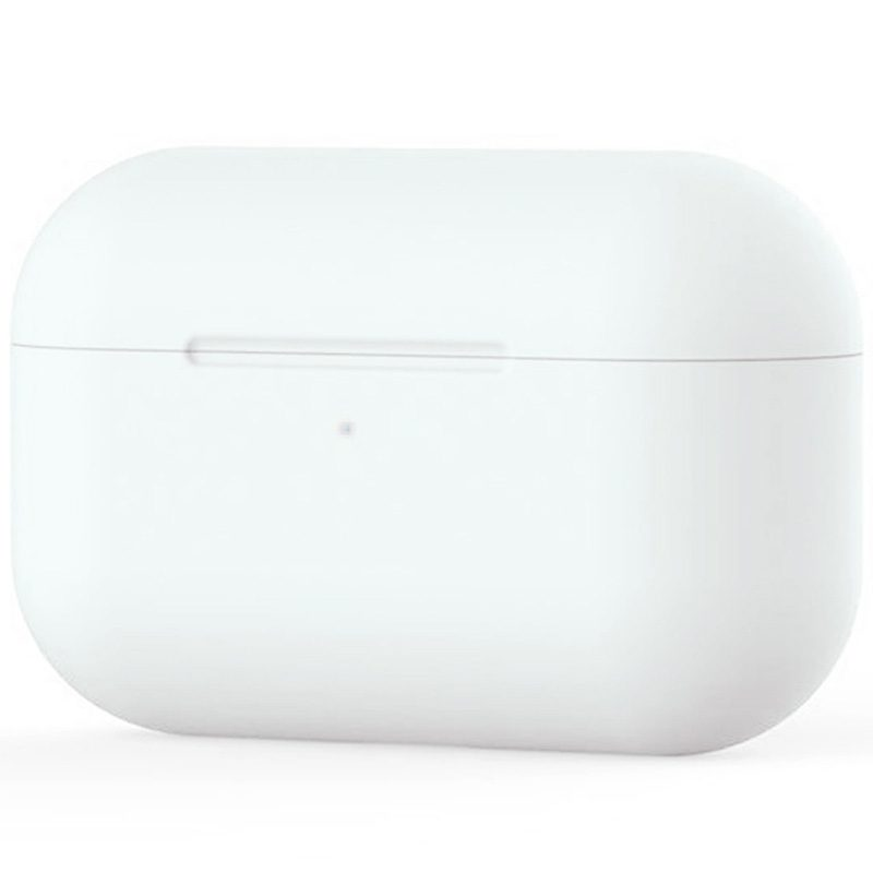 Silicone Protective Tok For Airpods Pro White