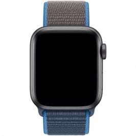 Nylon Szíj Apple Watch 42/44mm Surf Blue