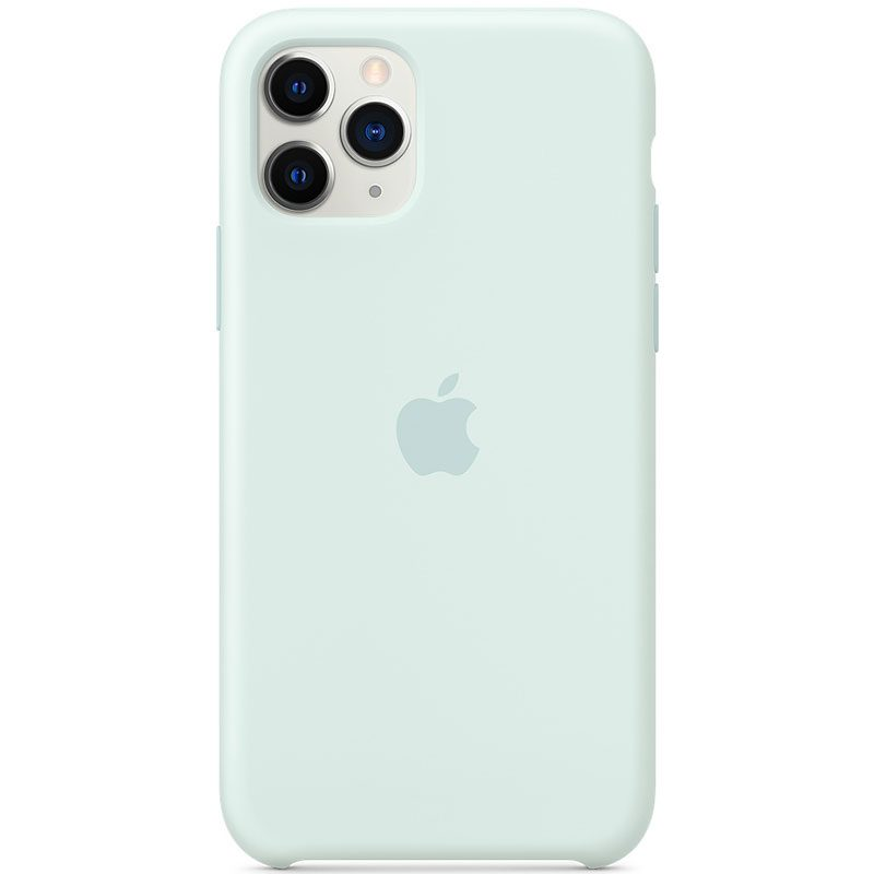 Apple Seafoam Silicone iPhone 11 Pro Tok