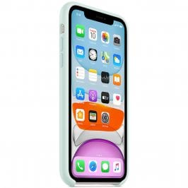 Apple Seafoam Silicone iPhone 11 Tok
