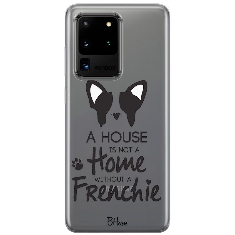 Frenchie Home Samsung S20 Ultra Tok