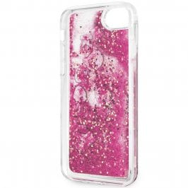 Karl Lagerfeld Floating Charms Rose iPhone 8/7/SE 2 2020 Tok