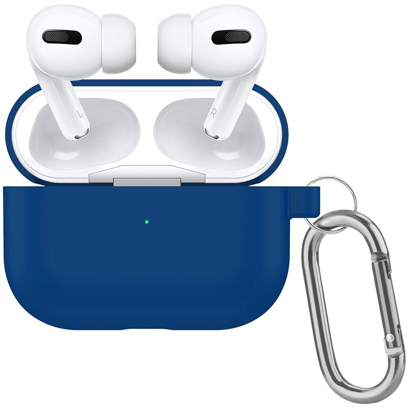 Silicone Tok Airpods Pro Protective Blue