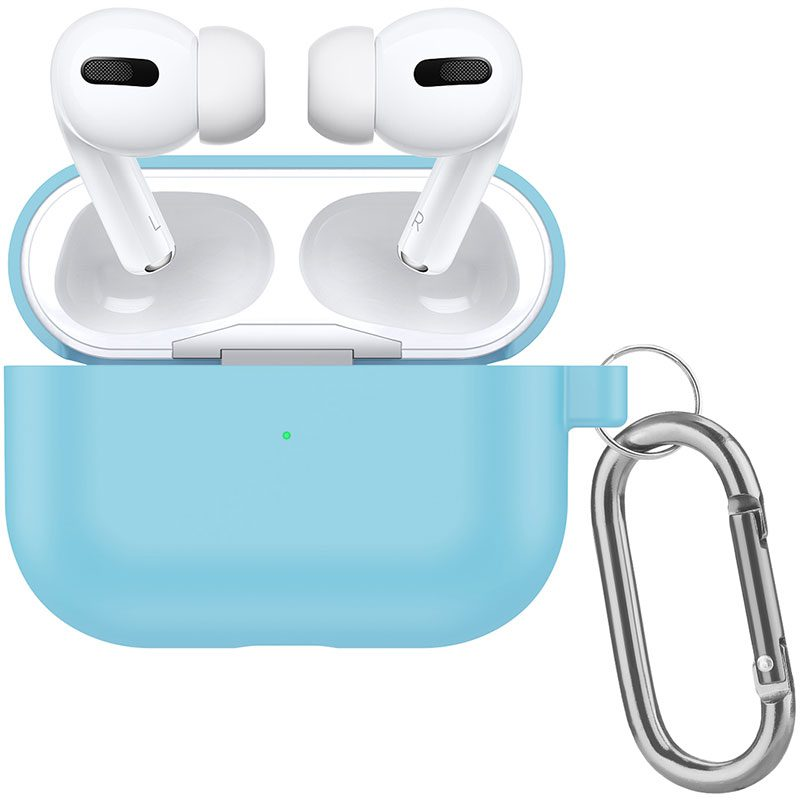 Silicone Tok Airpods Pro Protective Sky Blue