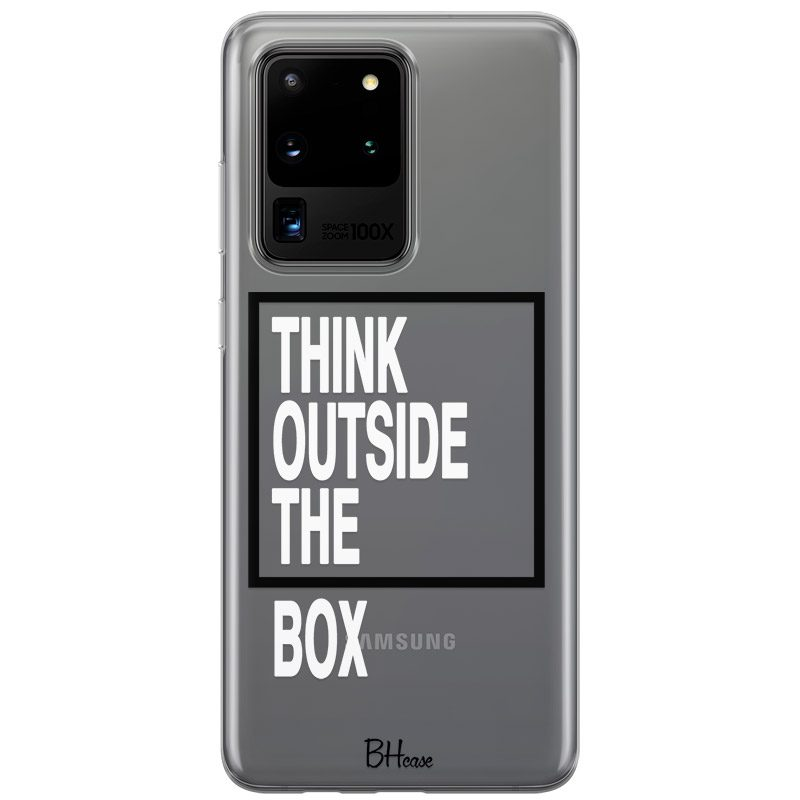 Think Outside The Box Samsung S20 Ultra Tok