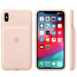 Apple Smart Battery Pink Sand iPhone XS Tok
