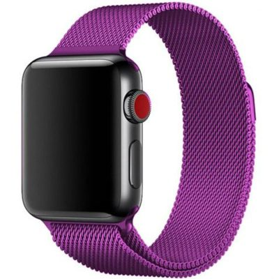 Loop Szíj Apple Watch 38/40mm Purple