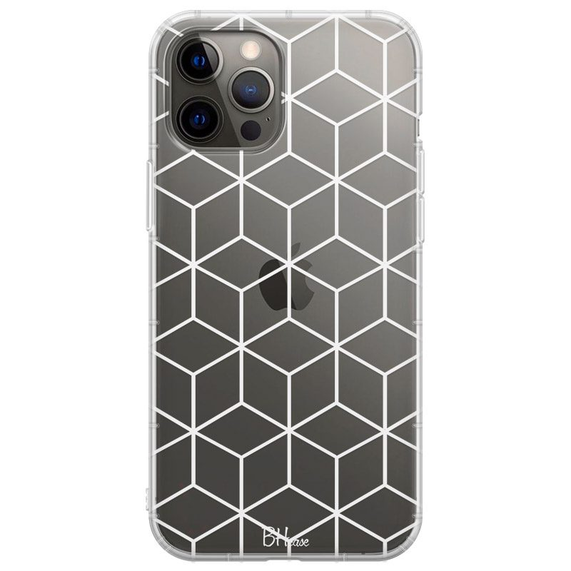 Cubic Grid iPhone 12 Pro Max Tok