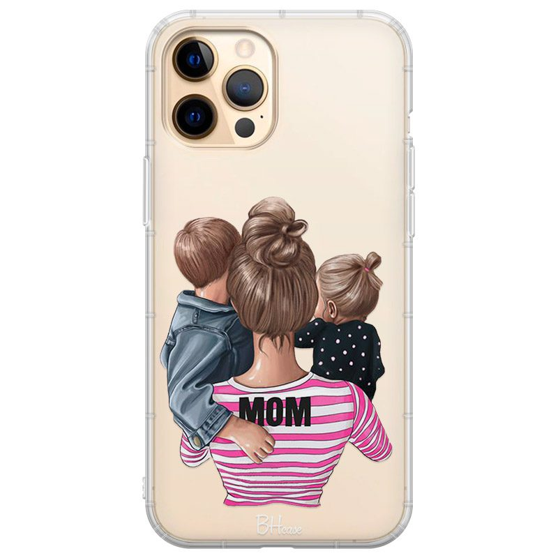 Mom Of Girl And Boy iPhone 12 Pro Max Tok