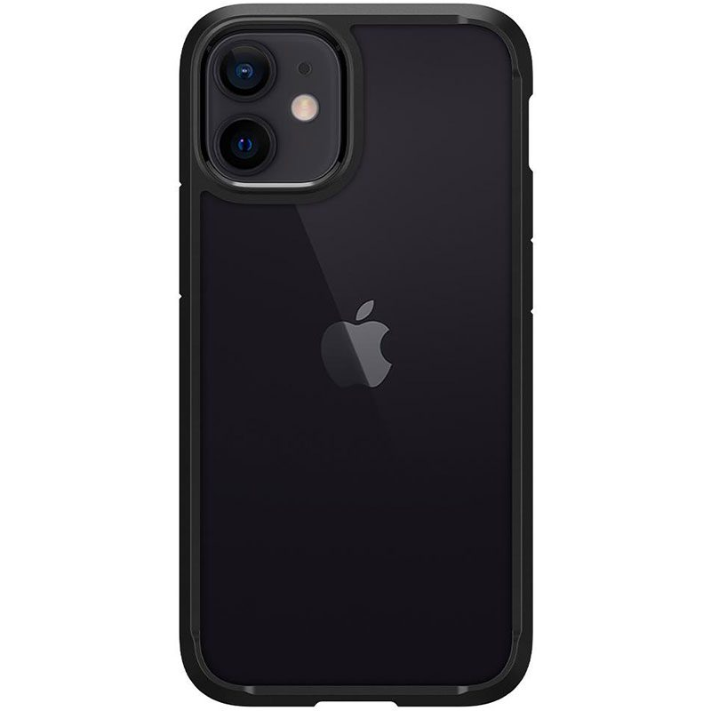 Spigen Ultra Hybrid Matte Black iPhone 12 Mini Tok