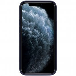 Nillkin Flex Pure Liquid Silicone Blue iPhone 12/12 Pro Tok