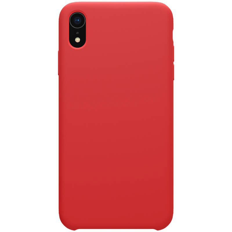 Nillkin Flex Pure Liquid Silicone Red iPhone XR Tok