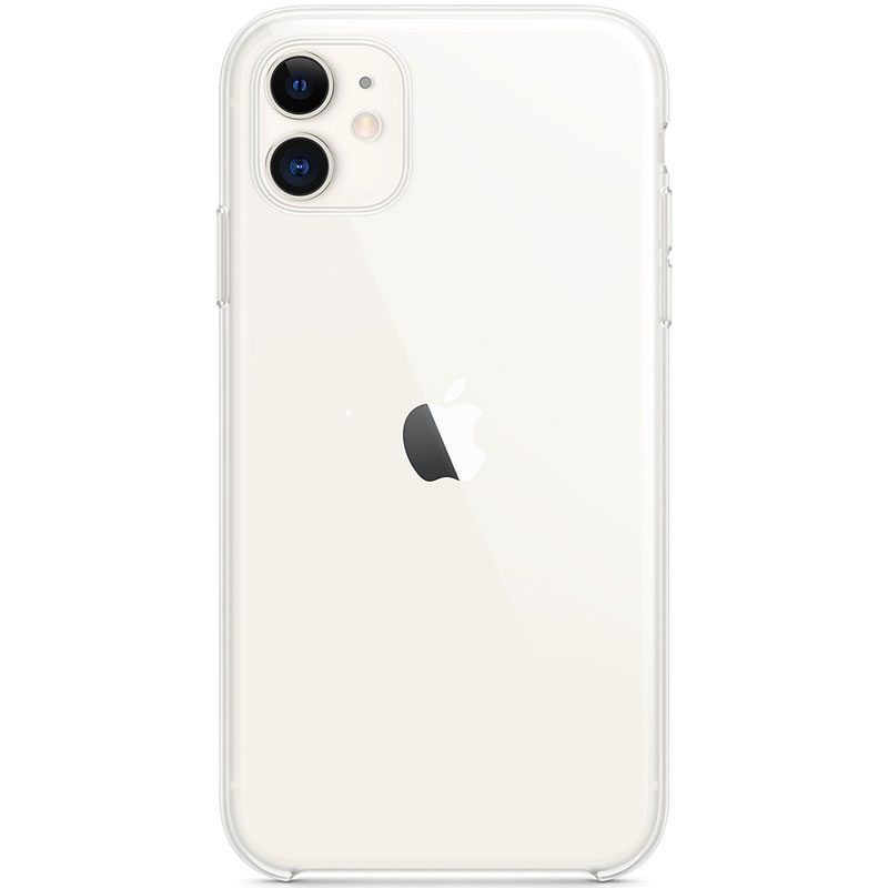 Apple Clear iPhone 11 Tok