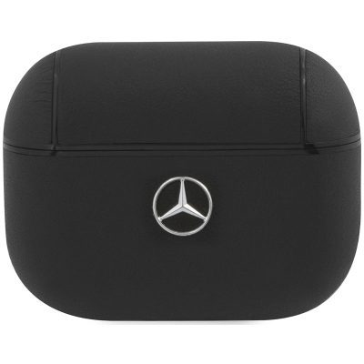 Mercedes AirPods Pro Case Black