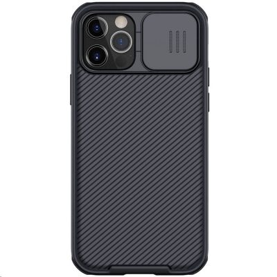 Nillkin CamShield Black iPhone 12/12 Pro Tok