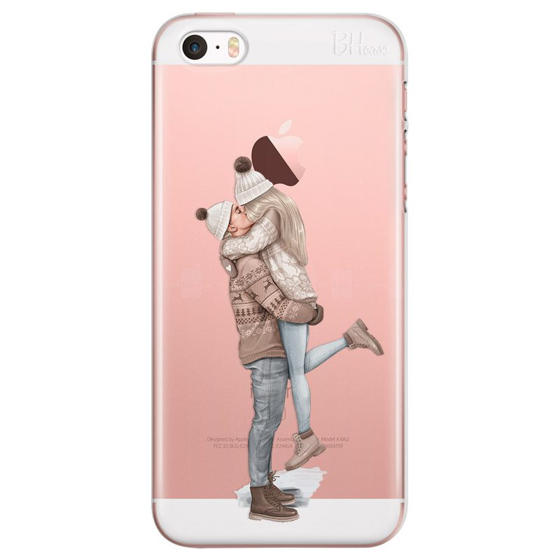 All I Want For Christmas Blonde iPhone SE/5S Tok