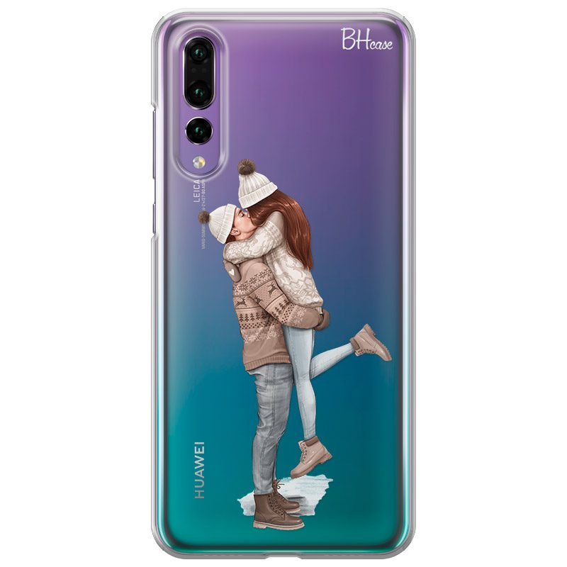 All I Want For Christmas Redhead Huawei P20 Pro Tok