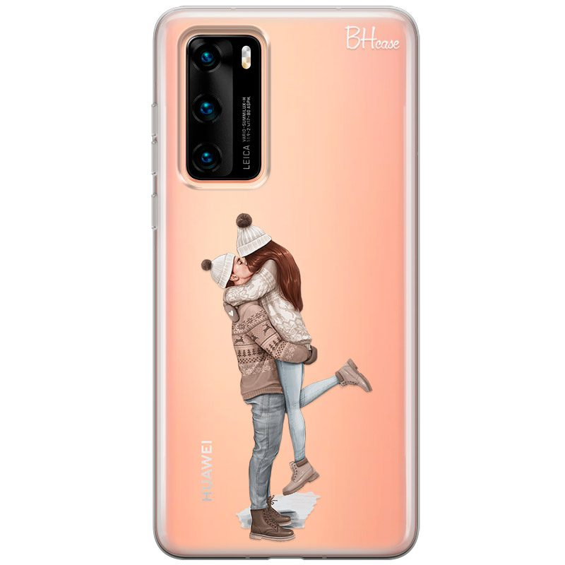 All I Want For Christmas Redhead Huawei P40 Tok