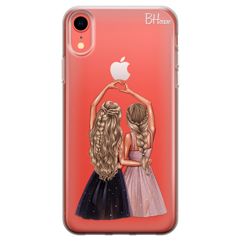Besties Blonde iPhone XR Tok