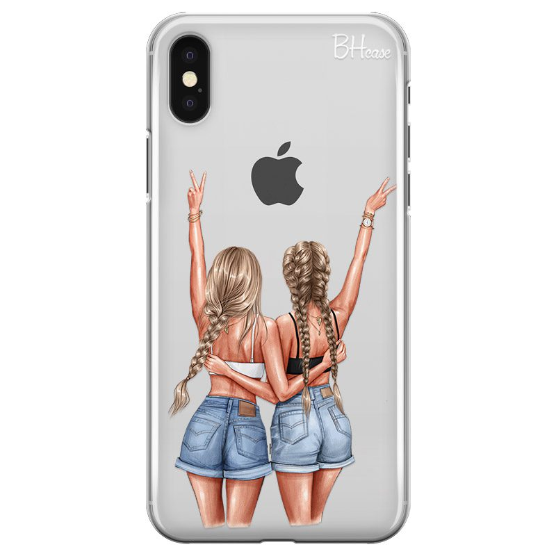 Better Together Blonde iPhone X/XS Tok