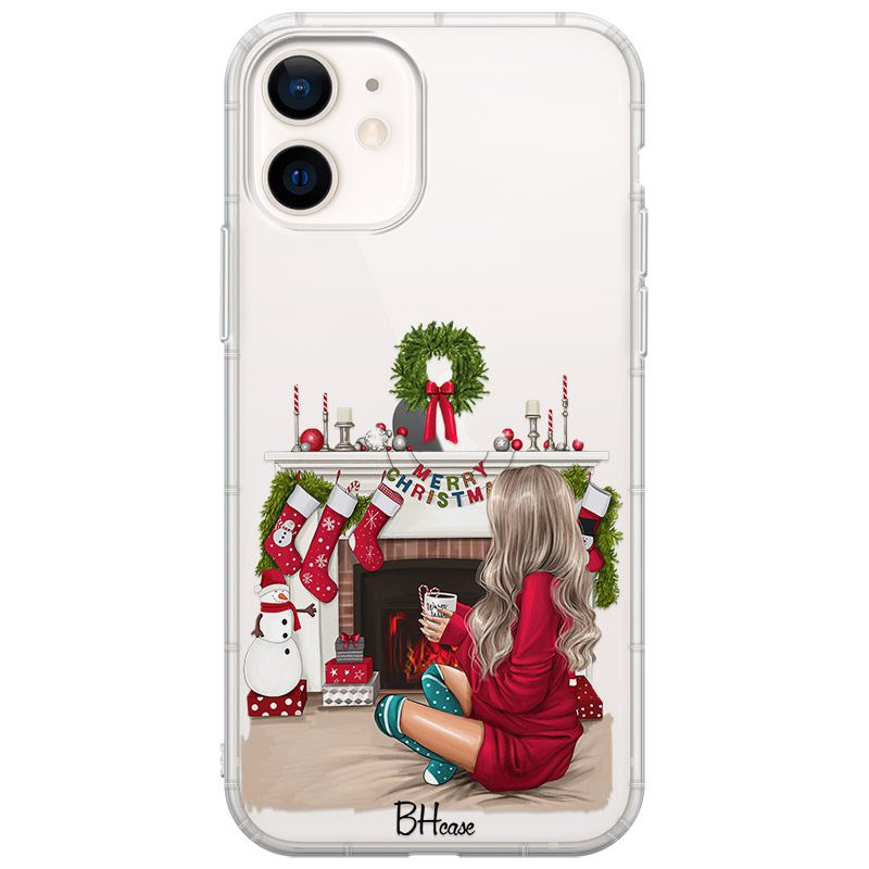Christmas Day Blonde iPhone 12 Mini Tok
