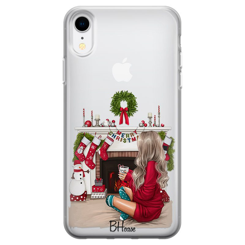 Christmas Day Blonde iPhone XR Tok