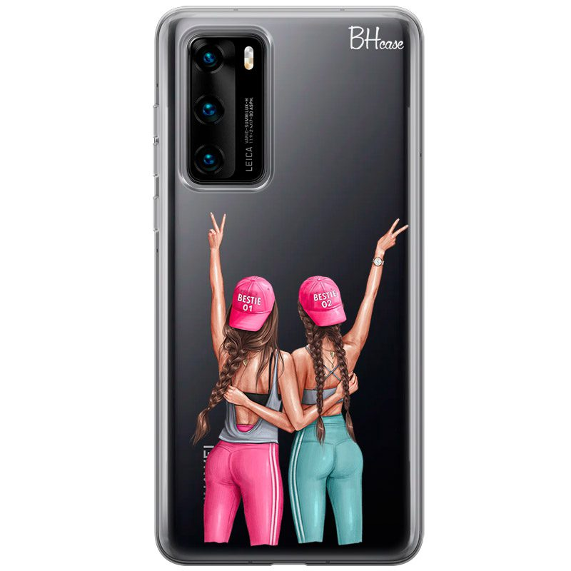 Girls Can Brown Hair Huawei P40 Tok