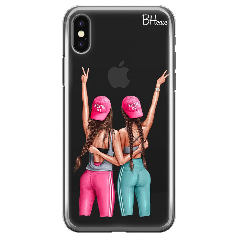 Girls Can Brown Hair iPhone XS Max Tok