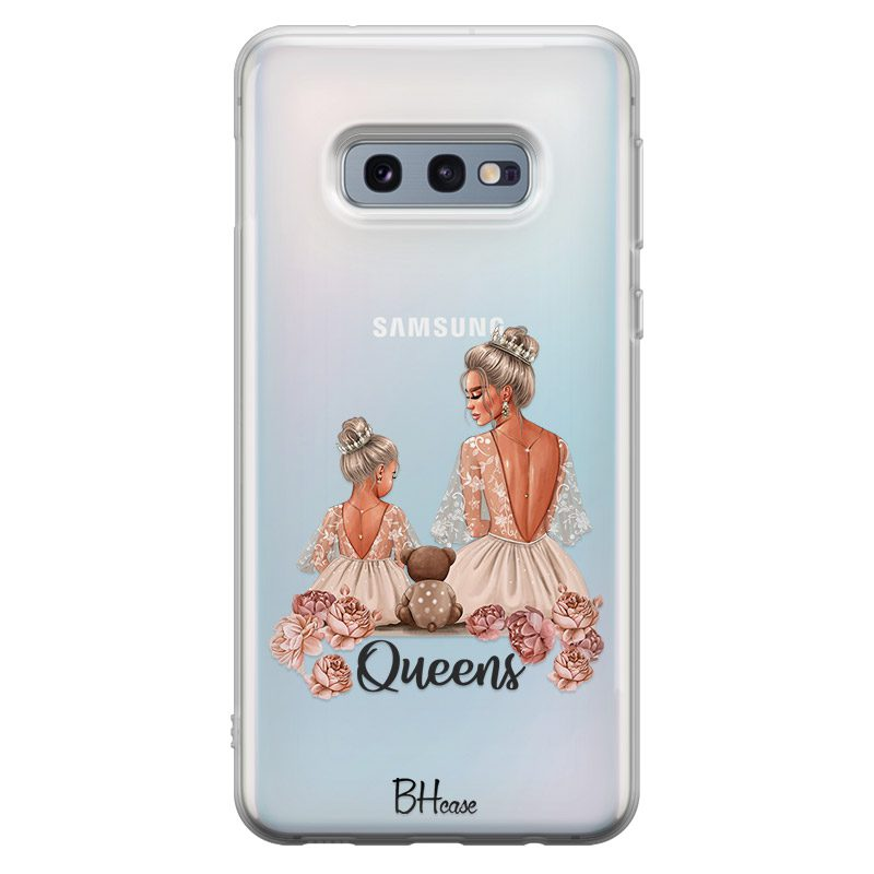 Queens Blonde Samsung S10e Tok