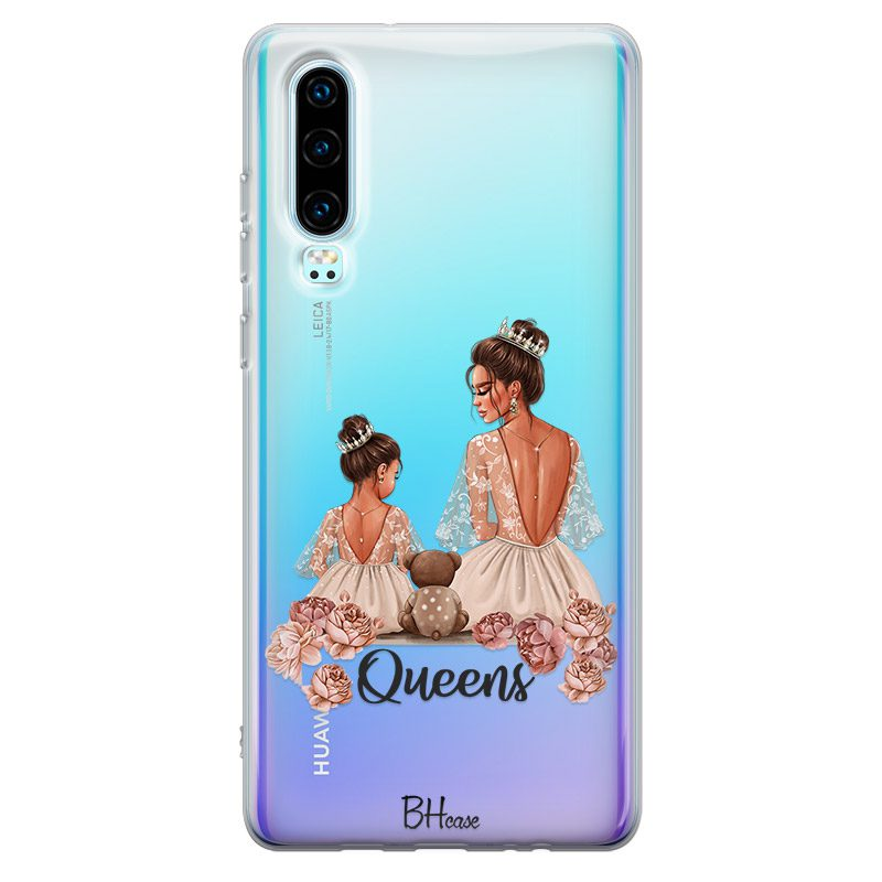 Queens Brown Hair Huawei P30 Tok