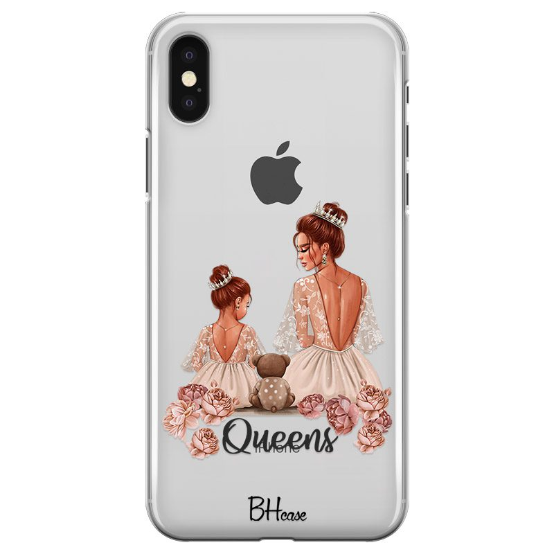 Queens Redhead iPhone XS Max Tok