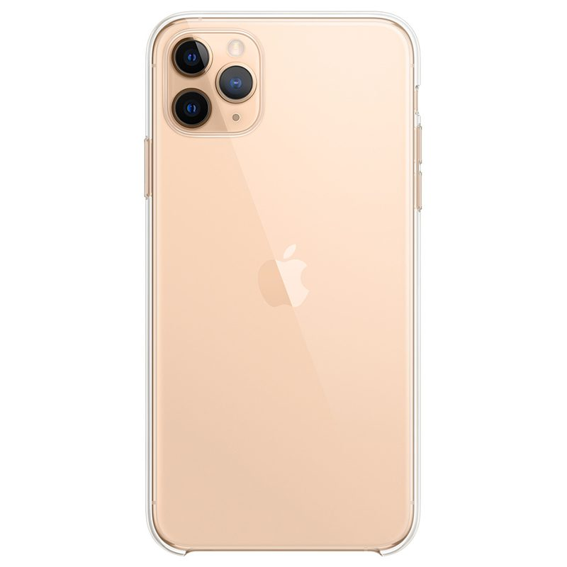Apple Clear iPhone 11 Pro Max Tok