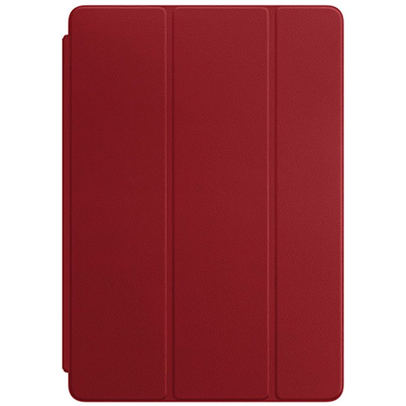 """Apple Leather Smart Cover Red iPad 10.5"""" Air/Pro Tok"""