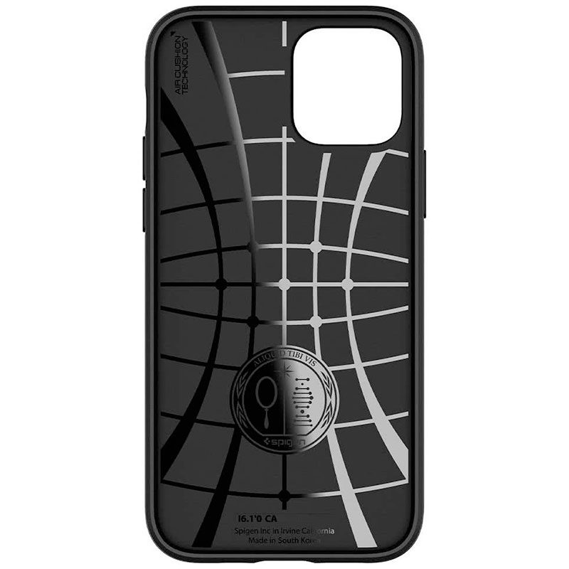 Spigen Core Armor Black iPhone 12/12 Pro Tok
