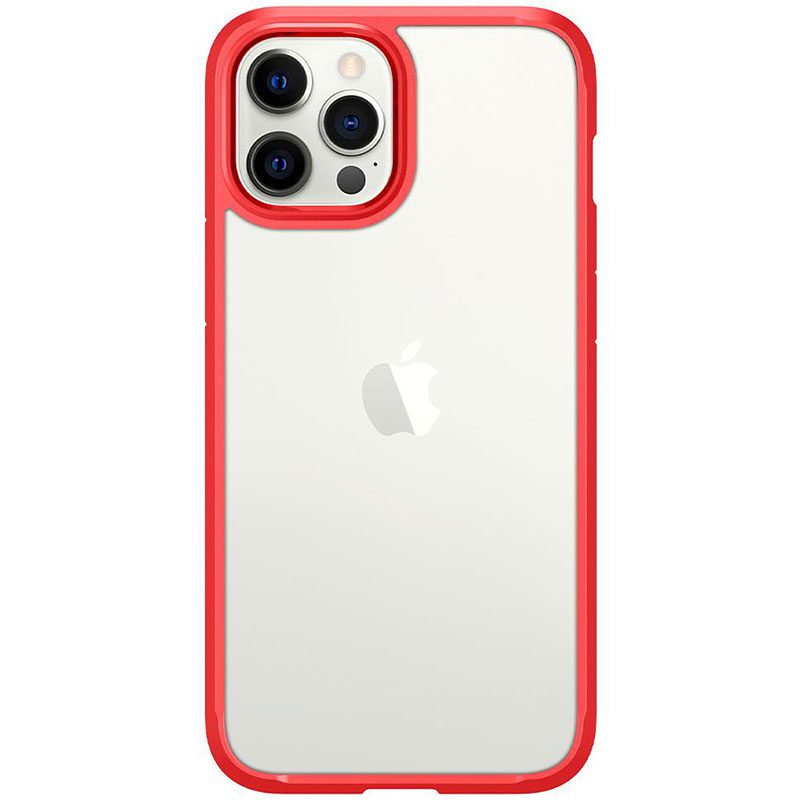Spigen Ultra Hybrid Red iPhone 12/12 Pro Tok