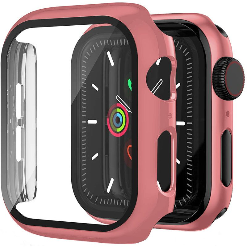 Protective Glass Tok for Apple Watch Pink Gold